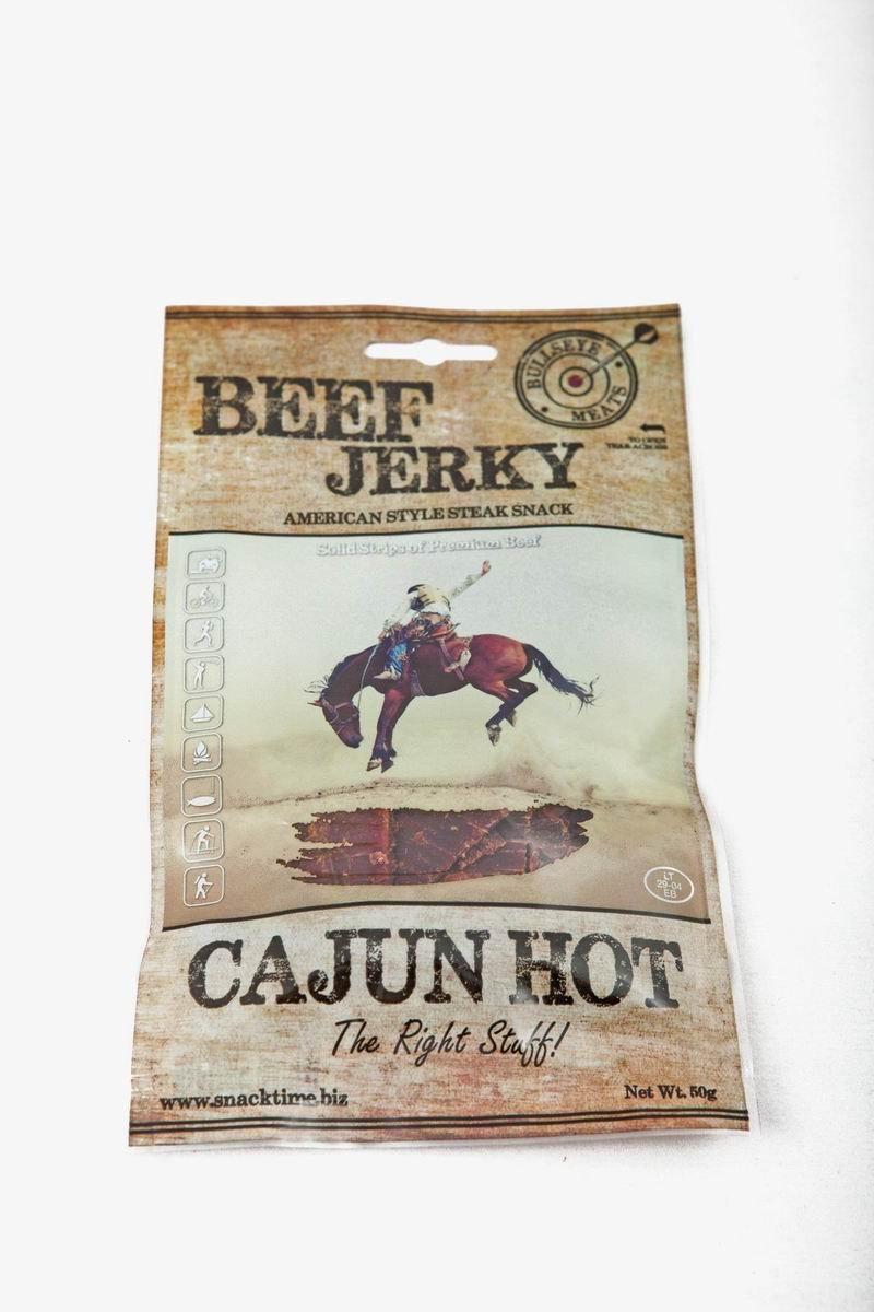 beef jerky cajun 50g