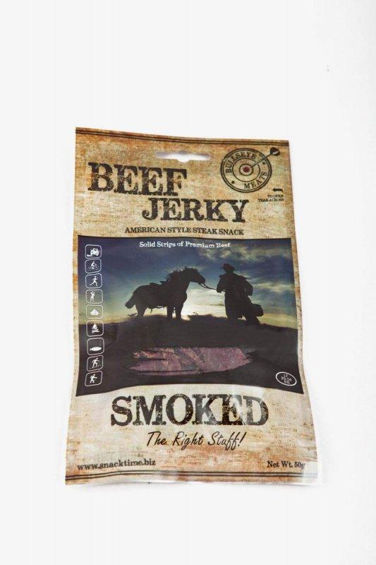 beef jerky smoked 50g