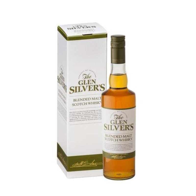 GLEN SILVERS BLENDED MALT