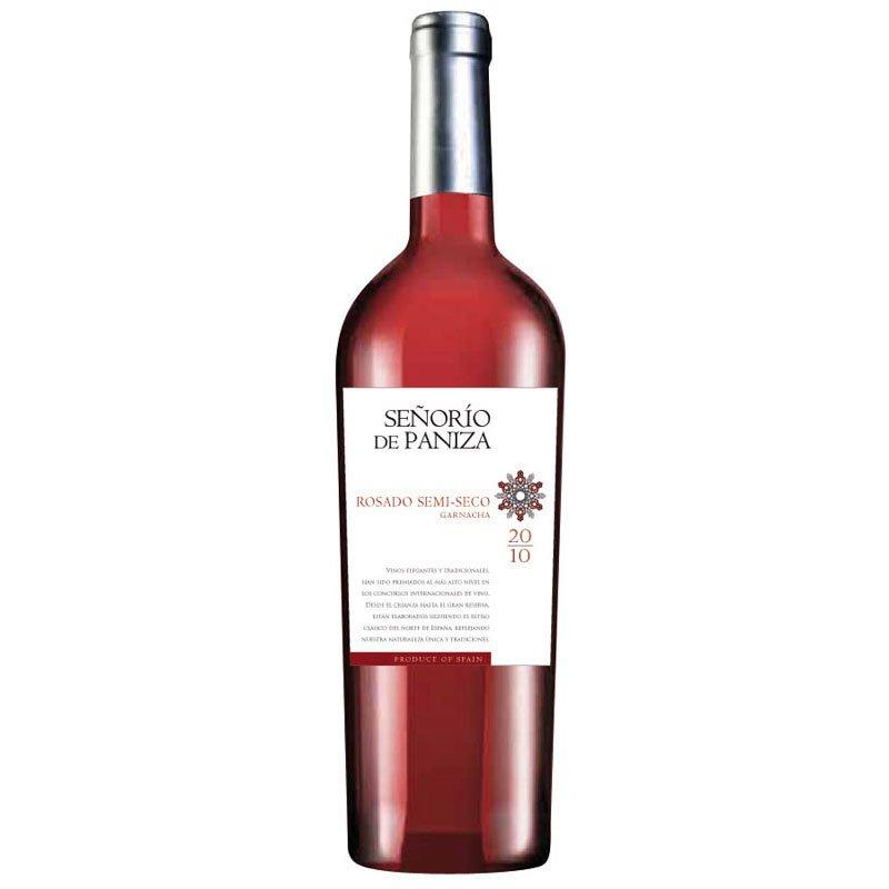 senorio rosado semi seco