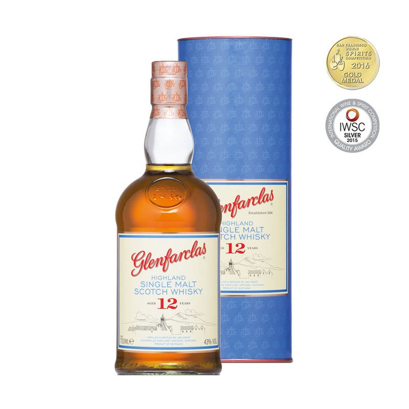 Glenfarclas-12-YO-Single-Malt-Scotch-Whisky