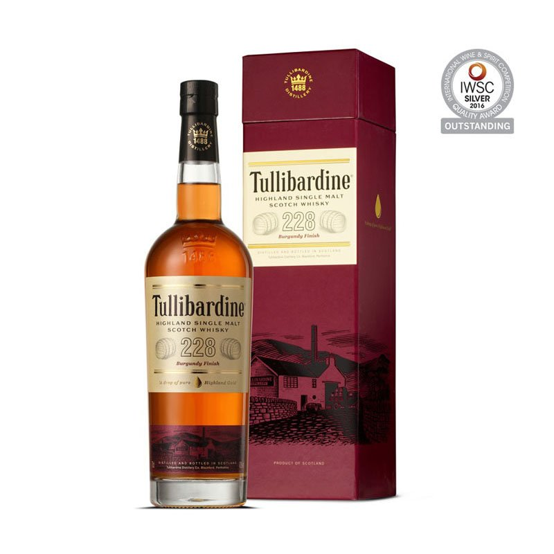 TULLIBARDINE-228-Burgundy-Finish