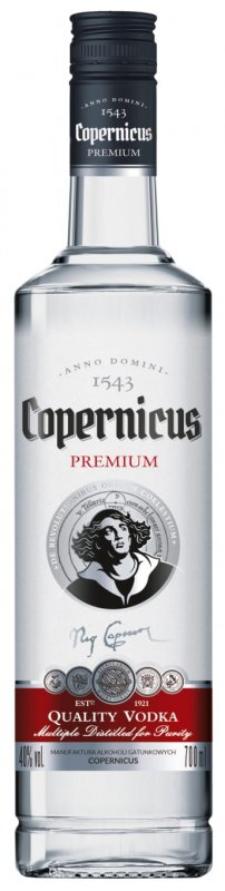 COPERNICUS PREMIUM VODKA 2018 700ML-1