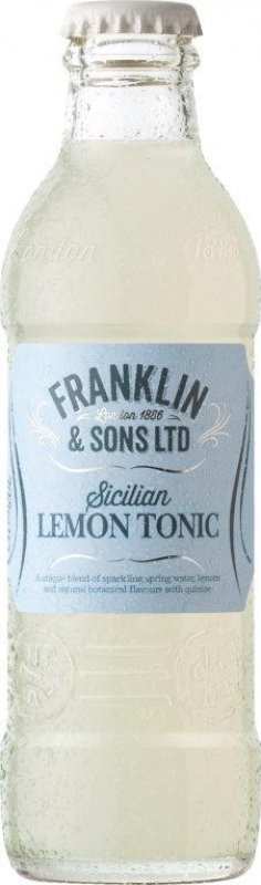 FRANKLIN&SONS LEMON TONIC  0,2